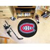 FANMATS NHL Montreal Canadiens Hockey Puck Doormat