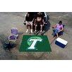 FANMATS Collegiate Tulane Tailgater Outdoor Area Rug