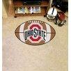 FANMATS NCAA Ohio State Football Doormat