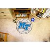 FANMATS NCAA Middle Tennessee State University Soccer Doormat
