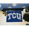 FANMATS Collegiate Texas Christian Starter Area Rug