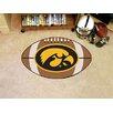 FANMATS NCAA Iowa Football Doormat