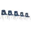 "Scholar Craft 120 Series 15.5"" Classroom Chair (Set of 5)"