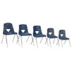 "Scholar Craft 120 Series 17.5"" Classroom Chair (Set of 5)"