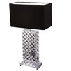 "Whiteline Imports Jasper 26"" H Table Lamp with Rectangular Shade"