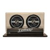 "Caseworks International NHL 4.25"" Double Hockey Puck Display Case"
