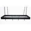 Rogar Gourmet Ceiling Mount Pot Rack