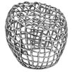 Modern Day Accents Tejido Round Weave Stool