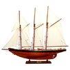 Old Modern Handicrafts Atlantic Model Boat