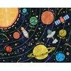 "GreenBox Art ""Super Solar System"" by Alice Feagan Graphic Art on Canvas"