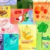 Oopsy Daisy Color Birds Canvas Art