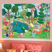 Oopsy Daisy Forest Fairies Wall Mural