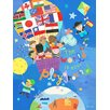 Oopsy Daisy The World Is Your Playground Canvas Art