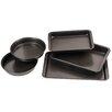 Euro-Ware 5 Piece Non-Stick Bakeware Set