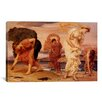 iCanvas 'By The Sea' by Frederick Leighton Painting Print on Canvas