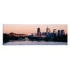 iCanvas Panoramic Buildings on The Waterfront Philadelphia, Pennsylvania Photographic Print on Canvas