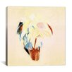 "iCanvas ""Blumentopf"" Canvas Wall Art by August Macke"