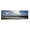 iCanvas Panoramic Sunshine Skyway Bridge, Tampa Bay, Gulf of Mexico, Florida Photographic Print on Canvas