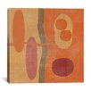 """iCanvas """"Abstract IV"""" by Erin Clark Wall Art on Canvas"""