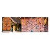 iCanvas Panoramic Mosaic, Wat Xien Thong, Luang Prabang, Laos Photographic Print on Canvas