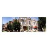 iCanvas Panoramic 180 Degree View of Buildings in a City, Chicago, Cook County, Illinois Photographic Print on Canvas