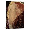 iCanvas 'Danae' by Gustav Klimt Painting Print on Canvas