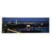 iCanvas Panoramic High Angle View of a City Washington DC Photographic Print on Canvas