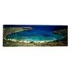 iCanvas Panoramic 'Hanauma Bay, Oahu, Hawaii' Photographic Print on Canvas