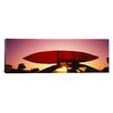 iCanvas Panoramic Close-up of a Kayak on a Car Roof at Sunset, San Francisco, California Photographic Print on Canvas