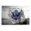 iCanvas Coast Guard Flag, Coast Guard Cutter Dallas Graphic Art on Canvas