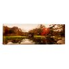 iCanvas Panoramic 'Central Park, Manhattan, New York City' Photographic Print on Canvas