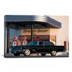 iCanvas Cars and Motorcycles Lincoln Continental Mark V Limo 1960 Photographic Print on Canvas