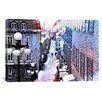 iCanvas 'Quebec City, Lower Town Canada' Painting Print on Canvas