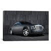 iCanvas Cars and Motorcycles 'Rolls Royce Phantom Coupe' Photographic Print on Canvas
