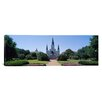 iCanvas Panoramic St Louis Cathedral Jackson Square New Orleans LA Photographic Print on Canvas