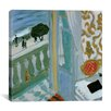 """iCanvas """"Windows from the Renaissance to the Present Durer, Monet, Magritte"""" Canvas Wall Art"""