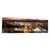 iCanvas Panoramic The Strip, Las Vegas Nevada Photographic Print on Canvas