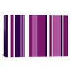 iCanvas Ultra Vivid Violet Graphic Art on Canvas