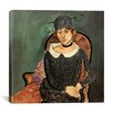 "iCanvas ""The Goura Toque (1918)"" Canvas Wall Art by Henri Matisse"