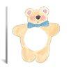 "iCanvas ""Teddy Bear"" Canvas Wall Art by Pat Yuille"