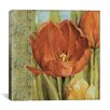 "iCanvas ""Tulip Paisley"" by Lisa Audit Painting Print on Canvas"