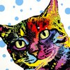 iCanvas The Pop Cat by Dean Russo Graphic Art on Canvas