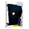 iCanvas Trash Bin by Heather Chontos Painting Print on Gallery Wrapped Canvas