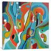 iCanvas 'La Folie' by Sylvie Demers Painting Print on Wrapped Canvas
