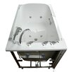 Ella Walk In Baths Bariatric Seat Hydrotherapy Massage Whirlpool Walk-In Tub
