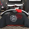 Chic Home Cheila 12 Piece Bed in a Bag Set
