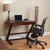 Tresanti Caz Computer Desk with Keyboard Tray