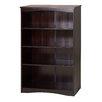 "Camaflexi Essentials Wooden 48"" Bookcase"