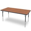 "Marco Group Inc. 60"" x 24"" Rectangular Classroom Table"