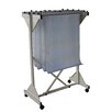 Buddy Products Mobile Drop Lift Filing Cart